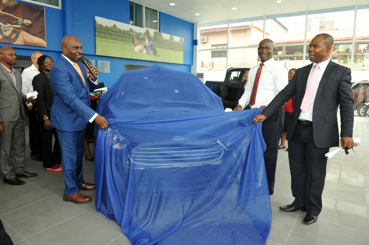 UNVEIL - '16 FORD FIGO