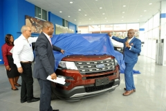 UNVEIL - '16 FORD EXPLORER