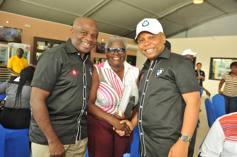 Hon. Rev. Mrs Tshola Williams Winner Ladies Category