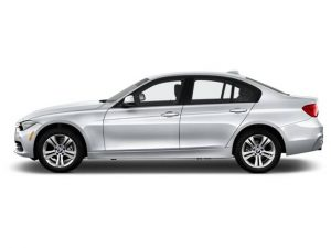 BMW 3 SERIES SIDE